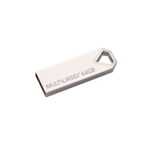 Pendrive Multilaser PD852 Diamond 64GB