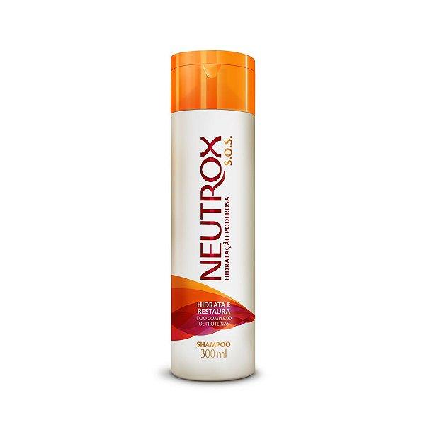 Shampoo Neutrox S.O.S Hidratação Poderosa 300ml