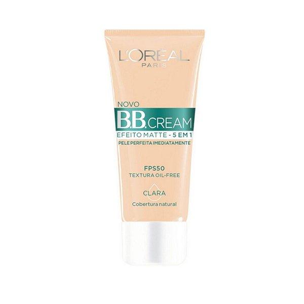Base B.B. Cream L'Oréal FPS50 Clara 30ml
