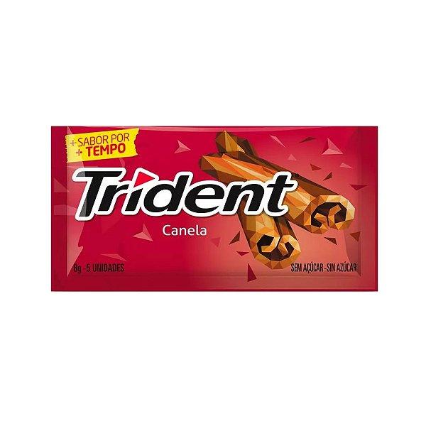 Chiclete Trident Canela 8g