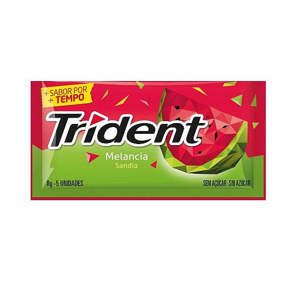 Chiclete Trident Melancia 8g