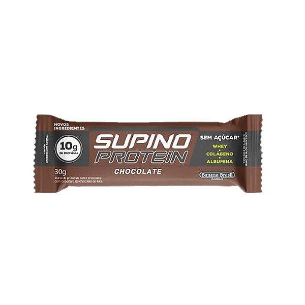 Barra Supino Protein Chocolate 30g