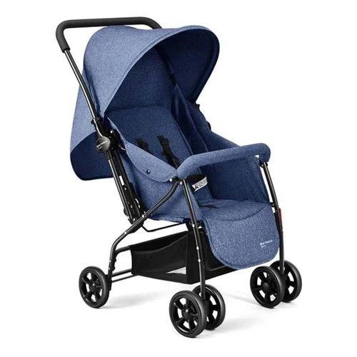 Carrinho de Bebê Multikids Baby Max BB315 Azul