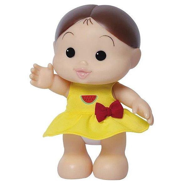 Boneco Turma da Mônica Magali Novabrink 23cm