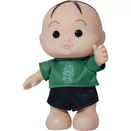 Boneca Turma da Mônica Cebolinha Iti Malia Novabrink