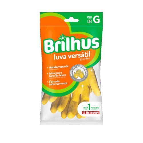Luva Versátil Bettanin Brilhus Tamanho 08 G