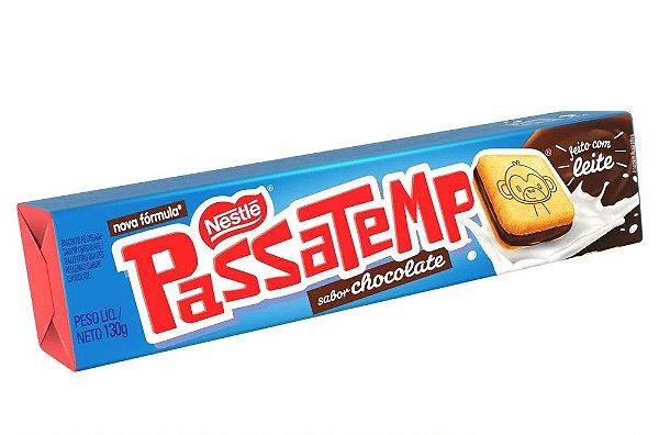 Biscoito Nestlé Passatempo Chocolate 130g