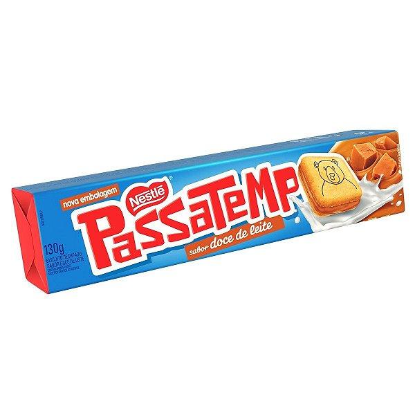 Biscoito Nestlé Passatempo Doce de Leite 130g