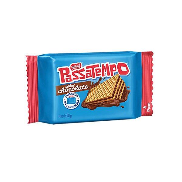 Biscoito Wafer Nestlé Passatempo Chocolate 20g