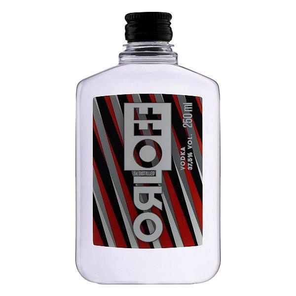 Vodka Orloff 5X Destilada 250ml