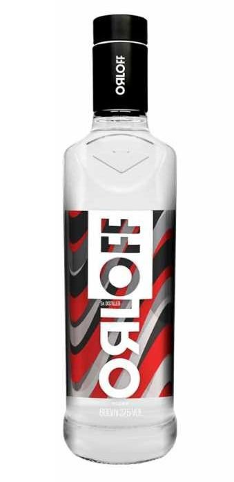Vodka Orloff 600ml