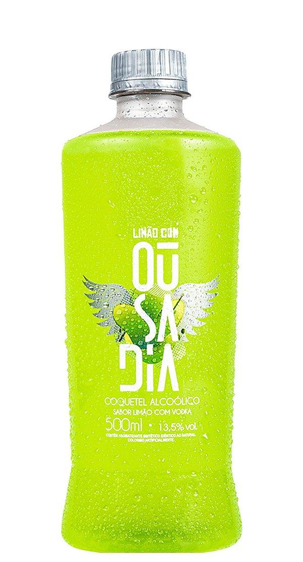 Vodka Ousadia Limão 500ml