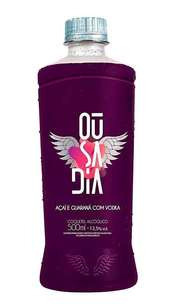 Vodka Ousadia Açaí com Guaraná 500ml