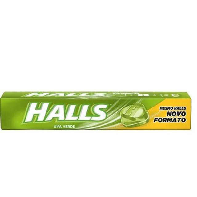 Bala Halls Uva Verde 28g