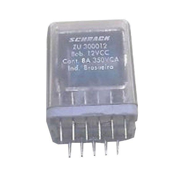 Rele Schrack 3 Contato Reversíveis ZU 300012