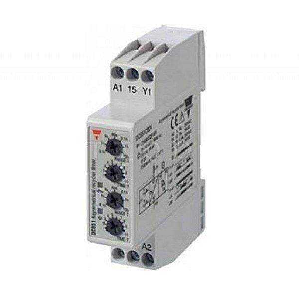 Rele Temporizador Cíclico Multi Escala DCB51CM24