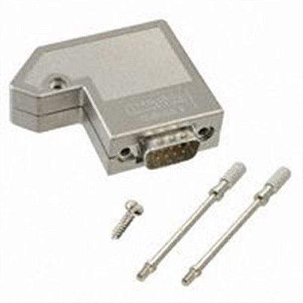 Conector Serial db9 Macho SUBCON9/MSH DB9 M Cabo