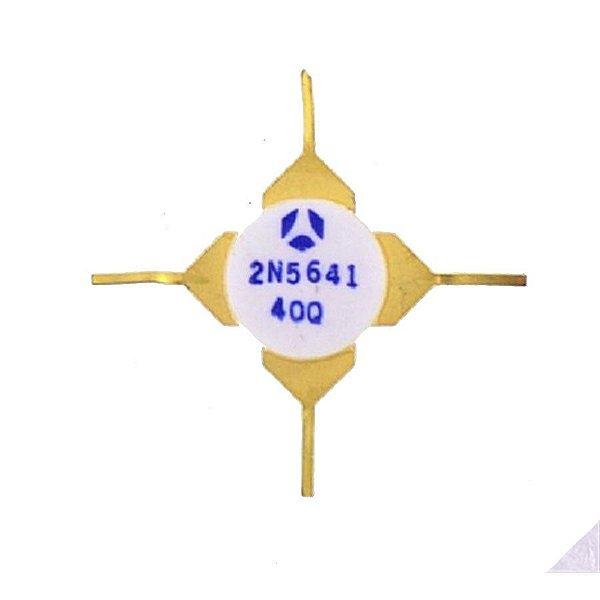 Transistor de Rádio Frequência 2N5641