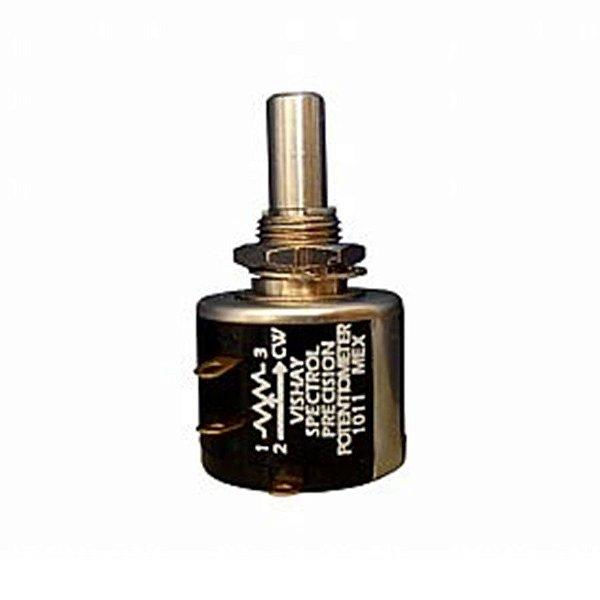 Potenciometro Linear Precisão +- 5% 10 voltas 2wats 534-1-1-202 2K Código RDR-369
