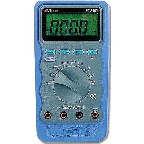 Multimtro Digital ET2402 Minipa