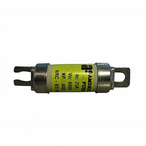Fusivel Ultra Rapido gsgb 25a 660v American Fuse