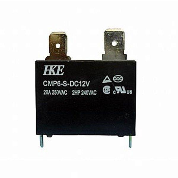Rele para Micro Ondas CMP6-S-DC12V
