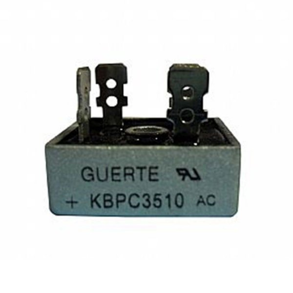 Ponte Retificadora Monofásica 30 Amper 1000v KBPC35/10 Código RDR-554