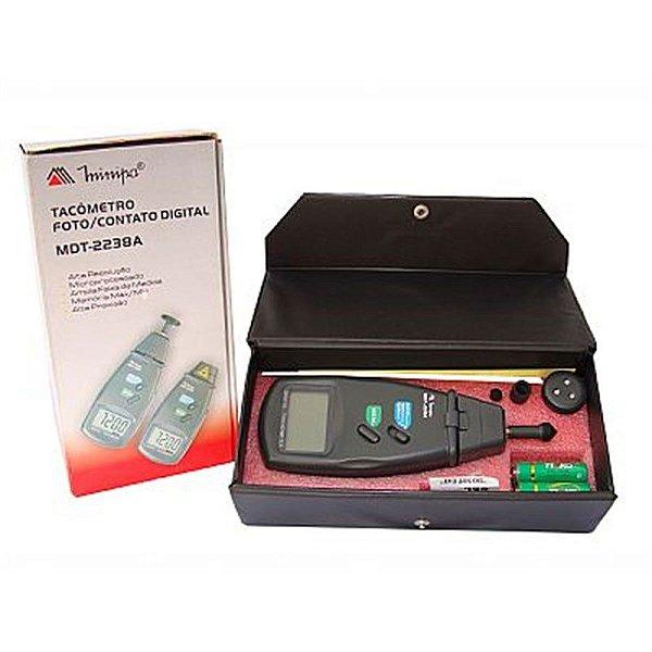 Instrumento de Medição Tacometro