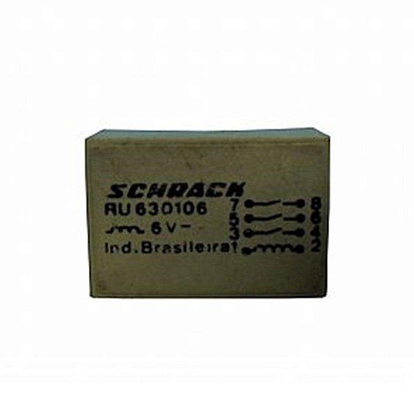 Rele Reed Schrack 3 Contatos RU630106