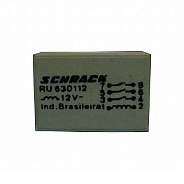 Rele Reed Schrack 3 Contatos RU630112