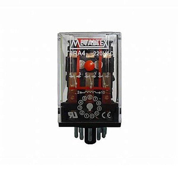 Rele Metaltex 3 Contatos T3RA4
