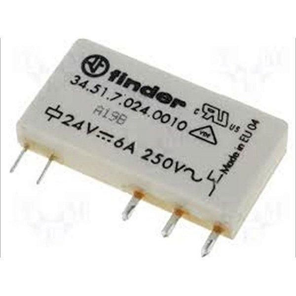 Micro Rele para Cirquito Impresso ou soquete 345170240010