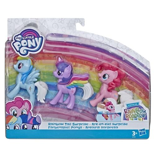 E7703 FIG MY LITTLE PONY 3 PAC