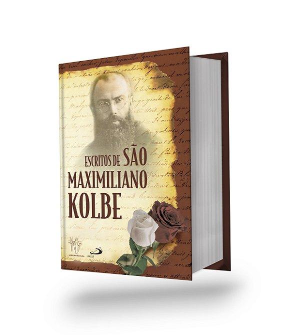 Livro Escritos de São Maximiliano Kolbe