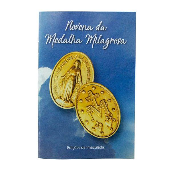 Livreto Novena da medalha milagrosa