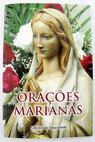 Livro Orações Marianas