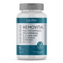 Hemovital - Multivitamínico - Pote com 60 comprimidos