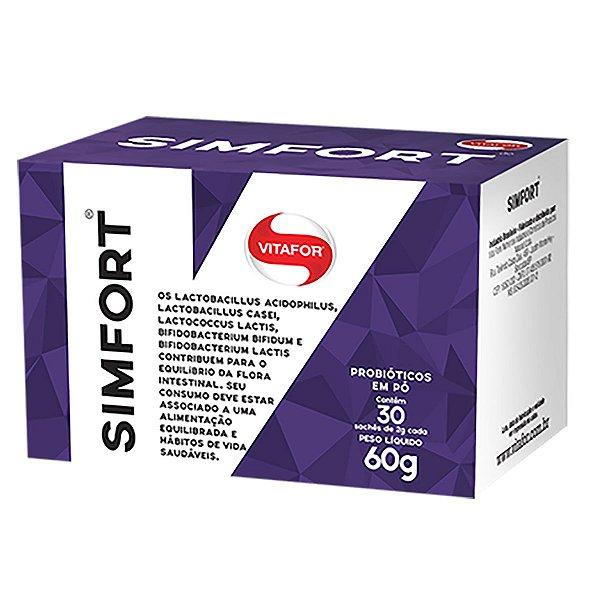 Simfort - Caixa com 30 sachês de 2g