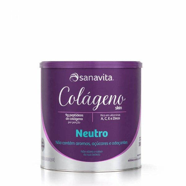 Colágeno Skin Neutro 300g