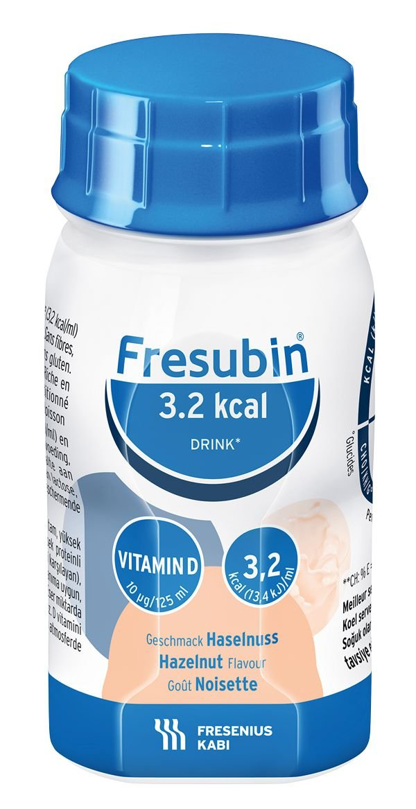 Fresubin 3.2 kcal Drink Avelã 125ml
