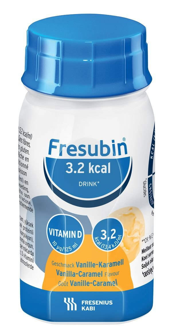 Fresubin 3.2 kcal Drink Baunilha 125ml