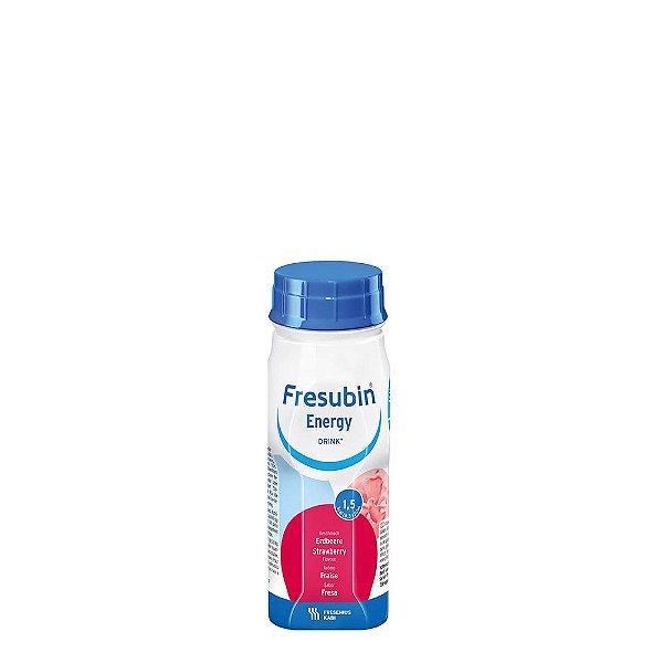 Fresubin Energy Drink Morango 200ml
