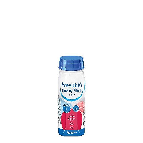 Fresubin Energy Fibre Drink Morango 200ml