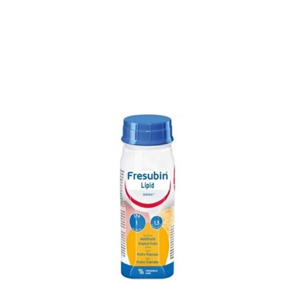 Fresubin Lipid Frutas tropicais 200ml