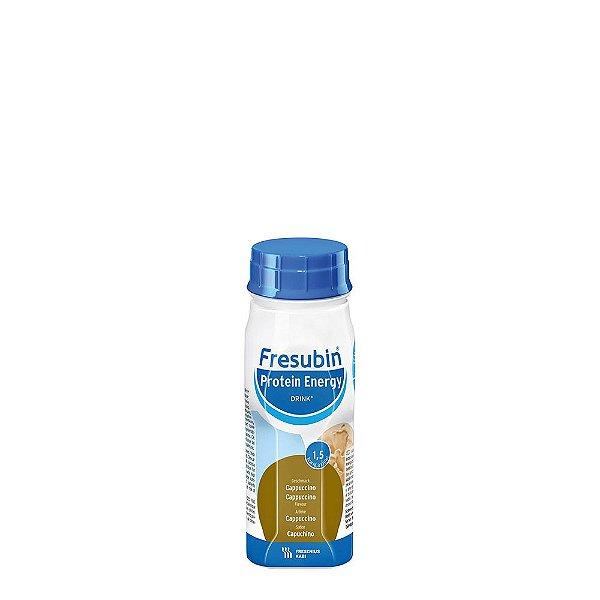 Fresubin Protein Energy Drink Capuccino 200ml        Produto em Promoção. Vencimento do produto: 11/2020.