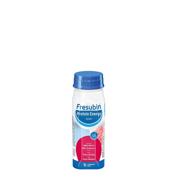 Fresubin Protein Energy Drink Frutas Vermelhas 200ml