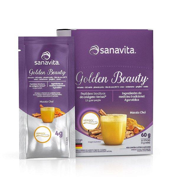 Golden Beauty Sachês 15x4g