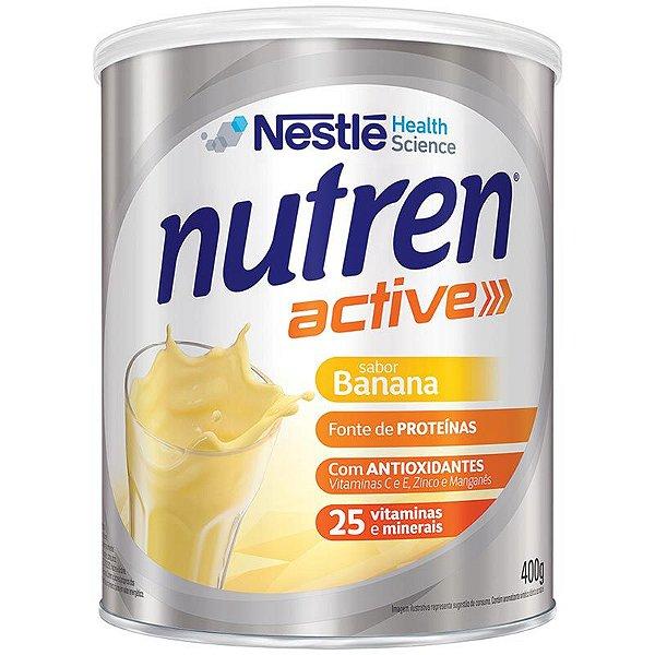 Nutren Active Pó Banana 400g