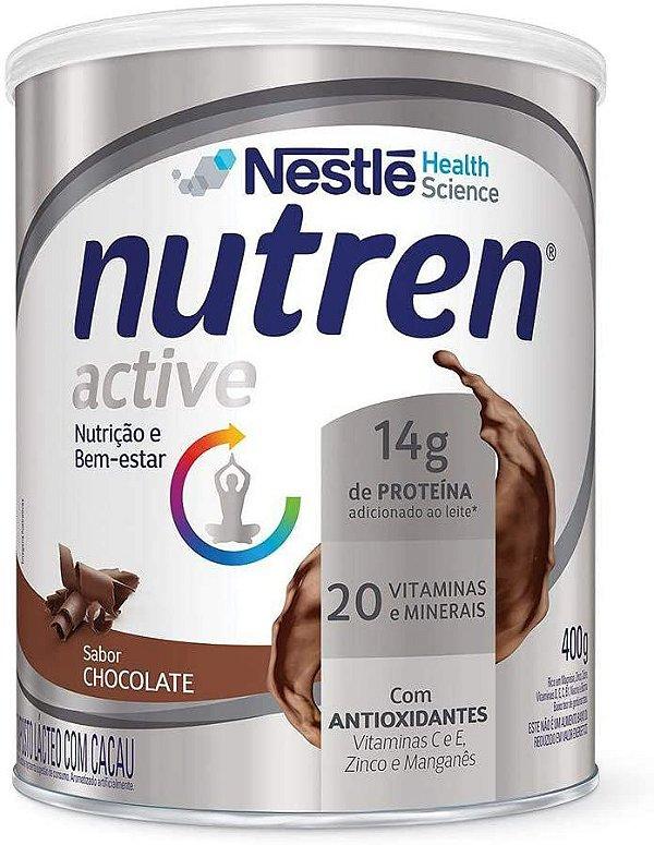 Nutren Active Pó Chocolate 400g