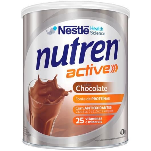 Nutren Active Pó Chocolate 400g